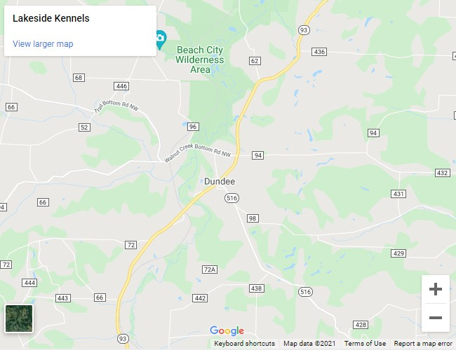 Lakeside Kennels google maps